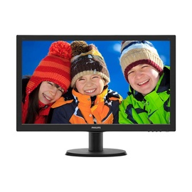 Monitorius Philips 243V5LHAB5/00, 23.6""