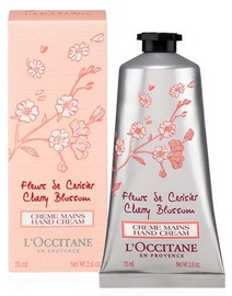Kätekreem L´Occitane Cherry Blossom, 75 ml