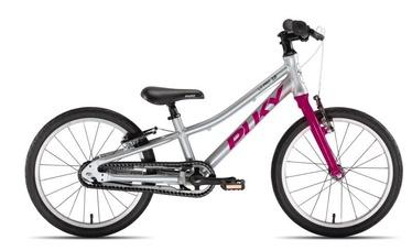 Vaikiškas dviratis Puky LS-PRO 18-1 Silver/Pink