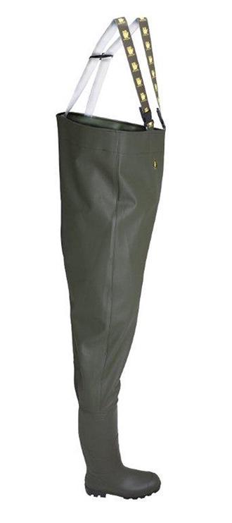 Paliutis Bib-Trousers With PVC Boots 46
