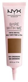 NYX Bare With Me Tinted Skin Veil 27ml Deep Sable