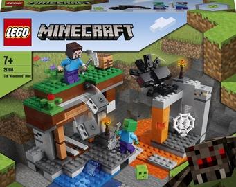 Конструктор LEGO Minecraft «Заброшенная» шахта 21166, 248 шт.