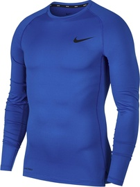 Nike NP Top LS Tight BV5588 480 Blue XL