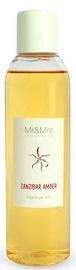 Mr & Mrs Fragrance Blanc Liquid Diffuser Refill 200ml Zanzibar Amber