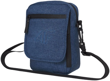 4F Shoulder Bag H4Z18 TRU001 Dark Blue