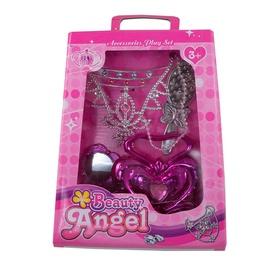 """Rotaļu komplekts """"Skaistās enģeļa rotas"""", rozā"""