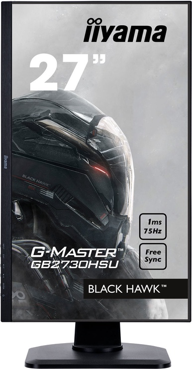 Monitorius Iiyama G-Master Black Hawk GB2730HSU-B1