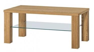 Kafijas galdiņš Szynaka Meble Velle 41 Oak, 1100x600x490 mm