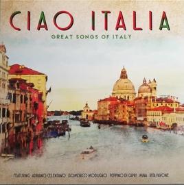 Vinilinė plokštelė LP CIAO ITALIA. GREAT SONGS OF ITALY