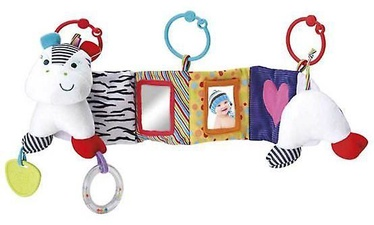 Little Pals Zebra Grow With Me 3in1
