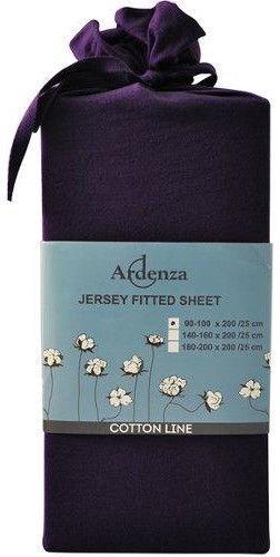 Palags Ardenza Jersey Violet, 140x200 cm, ar gumiju