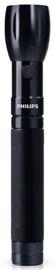 Philips Metal Pro LED Flashlight Black