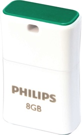 Philips Pico Edition 8GB USB 2.0 Green