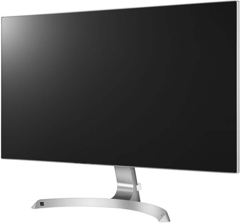 "Monitorius LG 27MP89HM-S, 27"", 5 ms"