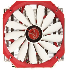 Raijintek Pallas Heatpipe CPU Cooler PWM 140mm