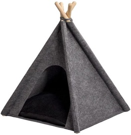 Myanimaly Tipi Pet Tent M Black