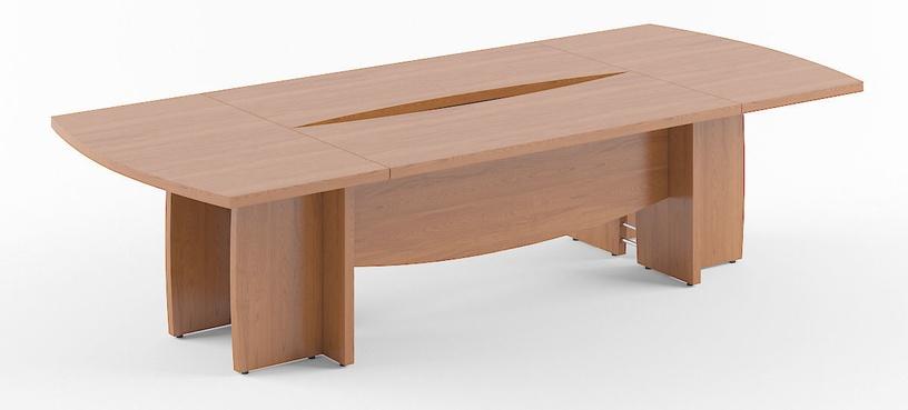 Skyland Born V 122 Conference Table 300x130cm Garda Walnut