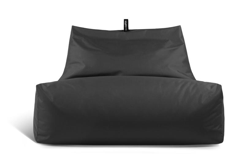 Кресло-мешок So Soft, серый, 520 л