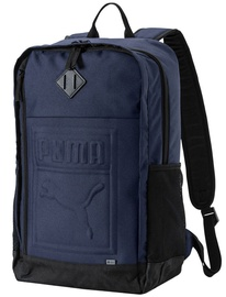 Puma S Backpack 075581 02 Navy