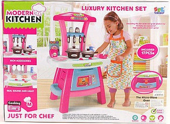 Tommy Toys Luxury Kitchen Set 421691