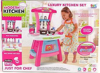 Tommy Toys Luxury Kitchen Set 421691