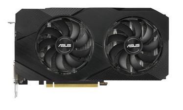Asus Dual GeForce GTX 1660 Super 6GB Advanced Edition GDDR6 PCIE DUAL-GTX1660S-A6G-EVO