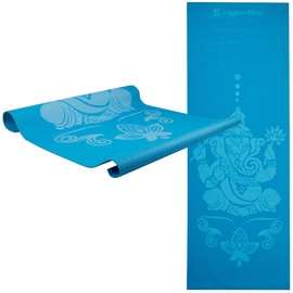 inSPORTline Yoga Mat Spirit Blue