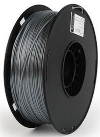 Расходные материалы для 3D принтера Gembird 3DP-PLA, 330 м, серебристый