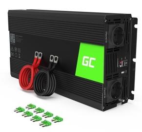 Green Cell Car Power Inverter Converter 12V to 230V 1500W/3000W