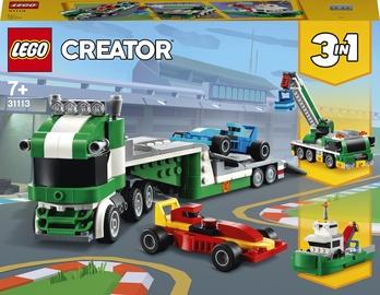 Конструктор LEGO Creator Транспортировщик гоночных автомобилей 31113, 328 шт.