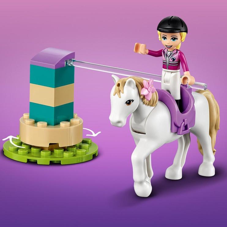 Конструктор LEGO Friends Horse Training and Trailer 41441, 148 шт.