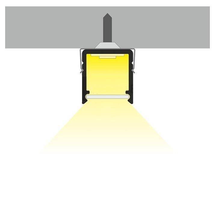 Корпус Topmet Smart10 Lamp Profile Anod 1m