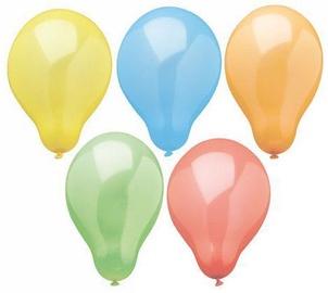 Pap Star Rainbow Balloons 25cm 10pcs