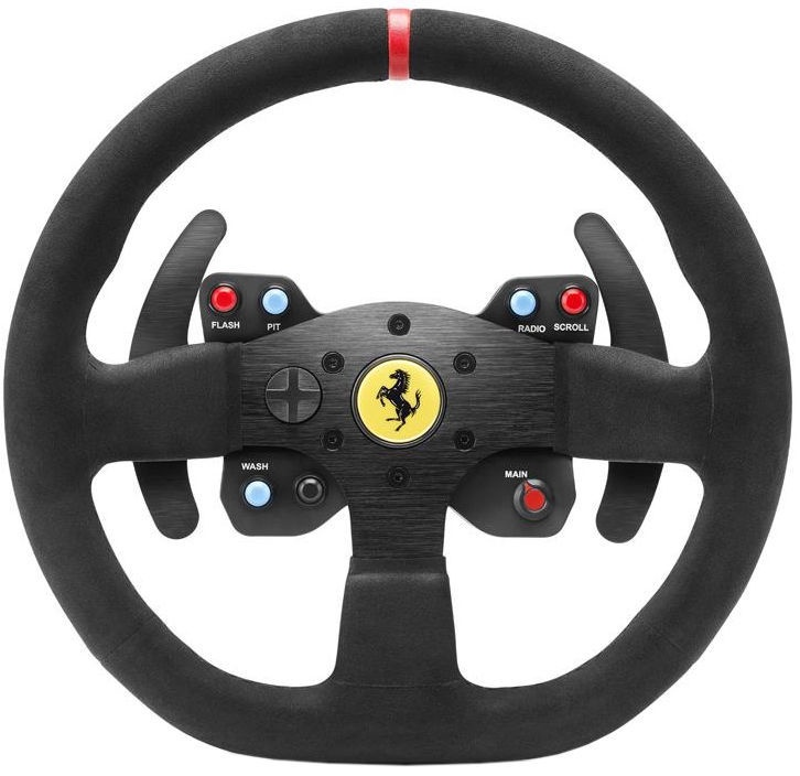 Thrustmaster EVO 30 Wheel Add-On Alcantara Edition