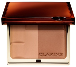Clarins Bronzing Duo SPF 15 Mineral Powder Compact 10g 02