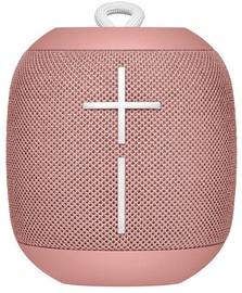Belaidė kolonėlė Logitech Ultimate Ears Wonderboom Bluetooth Speaker Cashmere Pink