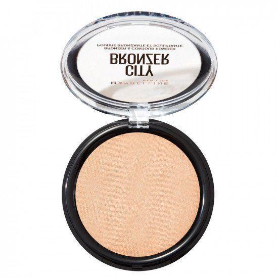 Maybelline City Bronzer Bronzer & Contour Powder 9.25g 150