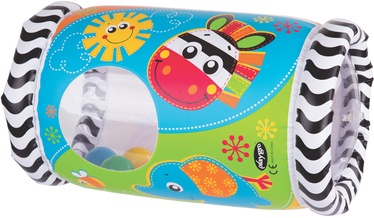 Playgro Tumble Jungle Musical Peek In Roller 0184970