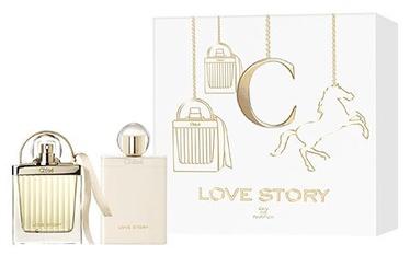 Chloe Love Story 50ml EDP + 100ml Body Lotion