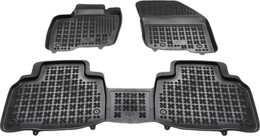 REZAW-PLAST Ford Edge 2016 Rubber Floor Mats