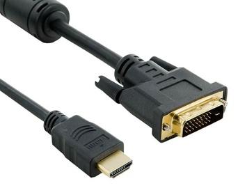 4World HDMI - DVI-D Monitor Cable 3m