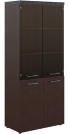 Skyland Torr Office Cabinet THC 85.2 Wenge Magic
