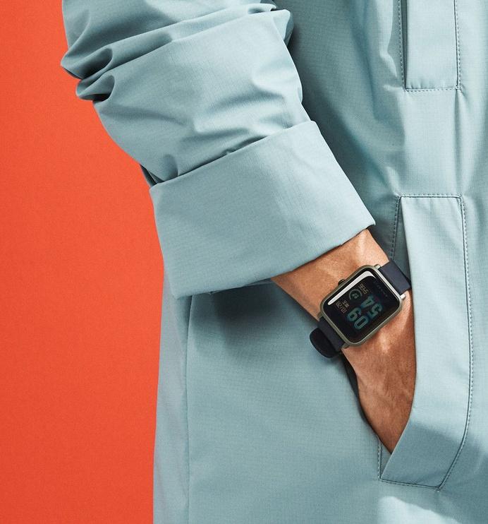 Išmanusis laikrodis Xiaomi Bip, žalias