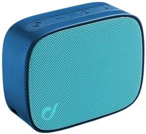 Belaidė kolonėlė Cellular Line Fizzy Bluetooth Mini Speaker Blue