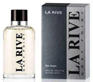 Tualetes ūdens La Rive Grey Point 90ml EDT