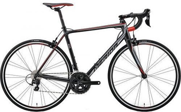 Merida Scultura 400 Black/Red 52cm/S-M