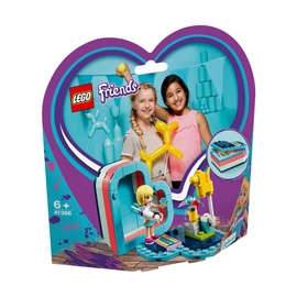 Konstruktor Lego Friends Stephanie's Summer Heart Box 41386