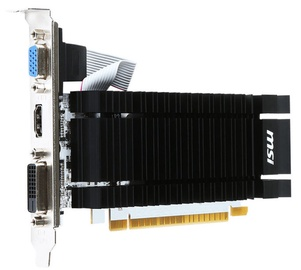 Videokarte MSI GeForce GT 730 N730K-2GD3H/LP 2 GB GDDR3