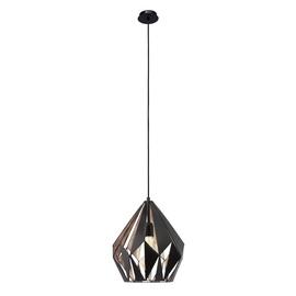 Griestu lampa Eglo Carlton 1 49254 60W E27