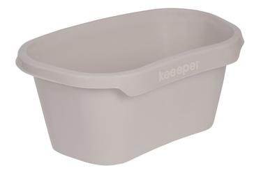 Vonelė Keeeper skalbiniams 30,5 L, pilka